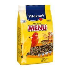 VITAKRAFT Menü Honig / Vital-Complex Kanarienvögel - 3kg - Vogelfutter Futter