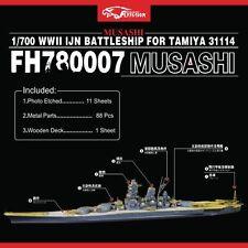 Flyhawk 1/700 FH780007 IJN Musashi for Tamiya