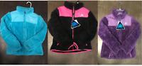 NWOT  Snozu Girls Fleece Jacket -VARIETY