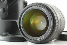 *Top Mint+++ in Case RS Version* Minolta AF 35mm f/1.4 G for Sony A From JAPAN