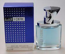 Dunhill X-CENTRIC 30 ml Eau de Toilette EdT Spray Neu in OVP