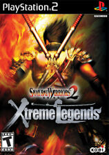Samurai Warriors 2: Xtreme Legends PS2 New Playstation 2