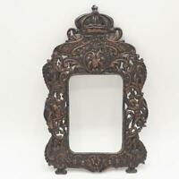 "Vintage Ornate Picture Frame for 2-1/2""x3-3/4"""