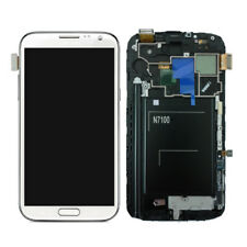 OEM LCD Assembly with Touch Screen/Middle Frame For Samsung Galaxy Note ii N7100