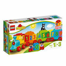 10847 LEGO Duplo My First Number Train 23 Pieces Age 1½ Years+