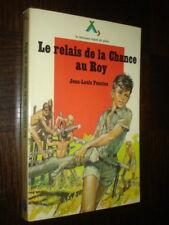 LE RELAIS DE LA CHANCE AU ROY - Ill. Joubert - Nouveau Signe de Piste n°3