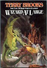 Wizard at Large (Magic Kingdom of Landover, Book 3