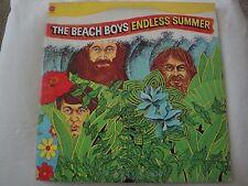 THE BEACH BOYS ENDLESS SUMMER DOUBLE VINYL LP 1974 CAPITOL EX