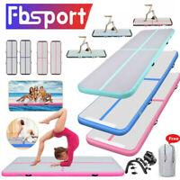 Fbsport 3m 4m 5m 6m 20cm Air Track tumblingmatte Inflatable Gym Mat Pump