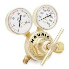 Harris 425 125 320 Gas Regulator Single Stage Cga 320 0 To 125 Psi Use