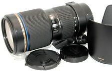 Excellent+++++ Tamron SP AF 70-200mm f/2.8 Di LD IF Macro Lens A001 Canon Japan