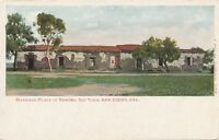 SAN DIEGO CA – Marriage Place of Ramona Old Town – udb (pre 1908)