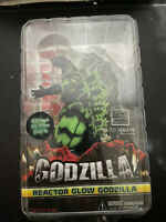 NECA Reactor Glow Godzilla, Glows In The Dark Action Figure, LootCrate  Rare