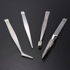 Herramienta de mantenimiento 4 pinzas de acero inoxidable para la reparación de
