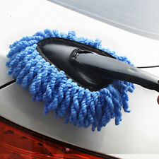 4Pcs Nanofiber Duster Interior Cleaner Car Waxing Brush Car Cleaning Supplies