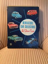 MATTEL 1966 STANDARD PLASTIC PRODUCTS VEHICLE CASE AND 24 CARS FROM 60'S & 70'S
