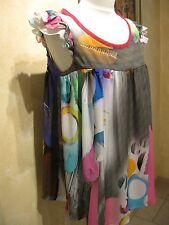 TUNIKA - BLUSE -Baumwollmischgeweb Gr. 40 - Brandt Design - Neu