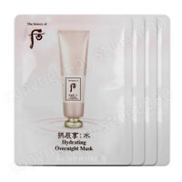[The history of Whoo] Hydrating Overnight Mask 4ml Sleeping Mask Newest