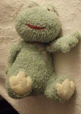 "Carlton Cards Green Frog Plush Stuffed Animal 18"" Tall"