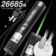 532 nm New Military Green Laser Pointer Astronomy Professional Adjustable Beam