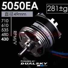 DUALSKY XM5050EA EA Series Brushless Outrunner Motor 430KV/480KV/535KV/610KV/710