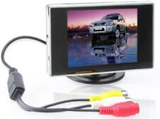 BW 3.5 pulgadas TFT LCD monitor de visión trasera coche monitor coche digital, Aparcamiento Monitor