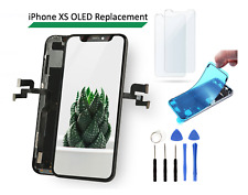 Premium iPhone XS OLED 5.8 in Screen Assembly Replacement Kit.
