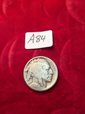 1918 Plain  Buffalo Nickel well circulated condition A84