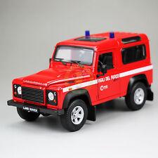 1:24 Land Rover Defender Diecast Car Suv Model Welly 22498 FX models