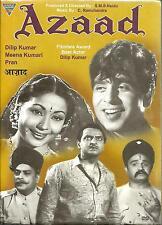 AZAAD - DILIP KUMAR - MEENA KUMARI - BRAND NEW BOLLYWOOD DVD –