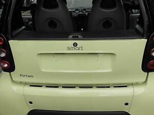 SMART FORTWO TAILGATE LOWER SECTION W450 06/03-11/07