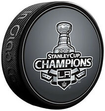 Los Angeles Kings 2012 NHL Stanley Cup Champions Souvenir Hockey Puck