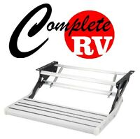 CARAVAN STEP SINGLE ALUMINIUM PULL OUT RV PARTS ACCESSORIES STEPS FAN MANUAL