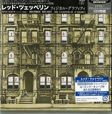 LED ZEPPELIN-PHYSICAL GRAFFITI (DELUXE EDITION)-JAPAN 3 CD H66