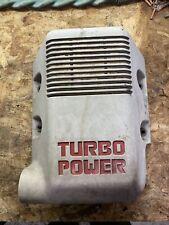 Chevy Gmc Turbo Power Intake Cover 65 Diesel Engine Shroud 12554193 1996 1999