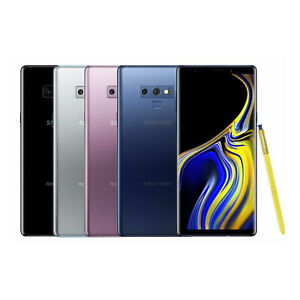 Samsung Galaxy Note9 SM-N960N 128/512GB Factory Unlocked Single sim Smartphone
