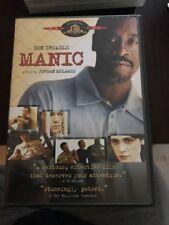 Manic Dvd Region 1