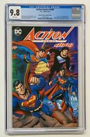 Action Comics #1000 CGC 9.8 Dynamic Forces JURGENS Edition Variant