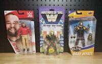 MATTEL Masters Of The WWE Universe The Fiend Bray Wyatt Elite Ships Fast 🚚💨