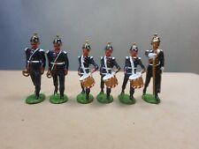 Toy Soldiers  Band Figures Lot of 6