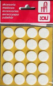 Filzgleiter selbstklebend, Möbelgleiter, Parkett Gleiter ,Klebe-Filz, Möbelfüße