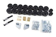"New Zone Offroad 99-02 Chevy/GMC Silverado/Sierra 1500 1.5"" Body Lift Kit C9154"
