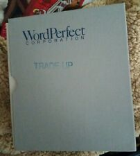 WordPerfect 5.1 IBM Personal Computer & Networks, Workbook, Reference, Media