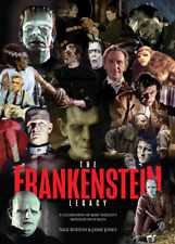 The Frankenstein Legacy Luxury Guide Book Monster Movie History