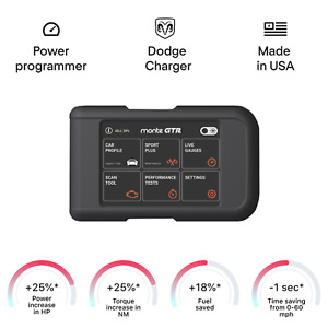 Dodge Charger smart engine tuning chip power programmer performance race tuner