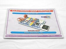 Electronic Snap Circuits Experiments 512-692 Instruction Manual *BOOK ONLY*