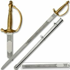 1840 Csa/Nco Non-Commisioned Officer Short Sword with Steel Scabbard '