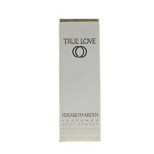 Elizabeth Arden 'True Love' Perfumed Body Powder 3.5oz/100g New In Box