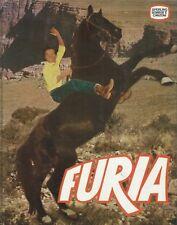 Seymandi - Furia - 1977  Prima edizione tratta dai Film - Sperling & Kupfer