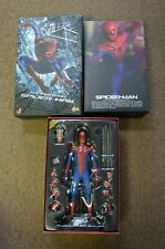 Hot Toys MMS 179 The Amazing Spiderman Spider-Man Andrew Garfield Action Figure